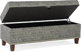 hooker furniture bedroom nest theory storage bench 102 94019