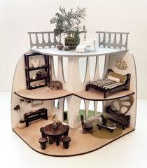 Century Modern Furniture Sustainable Mid Century Modern Dollhouse And Furniture Design Milk