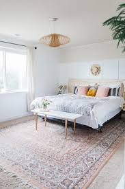 best 20 bedroom rugs ideas on pinterest apartment bedroom decor step inside a hip washington home with major style color pink bedroomsmodern bedroomsguest