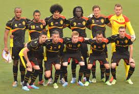 נבחרת בלגיה