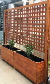 Outdoor Wall Planters by 33 Beautiful Built In Planter Ideas To Upgrade Your Outdoor Space
