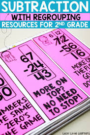 Regrouping Worksheets Best 20 Regrouping In Math Ideas On Pinterest Second Grade Math