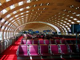 Charles De Gaulle Airport Map Paris Charles De Gaulle Airport Honza Zezulka Gloc