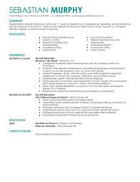 Examples Of Hvac Resumes by Mechanic Resume Examples Hvac And Refrigeration Resume Sample
