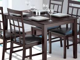 Stylish Dining Room Sets Canada Contemporary Solid Wood Dining - Kitchen table sets canada