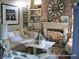 Country Cottage Decorating by Cottage Style Furniture Living Room Family Room Beach Style
