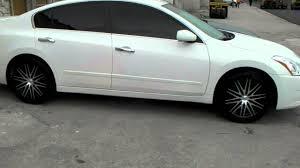 nissan altima for sale cheap dubsandtires com 18 inch helo he880 machine black wheels 2012