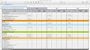 Project Cost Tracking Spreadsheet Templates For Numbers Pro For Mac Made For Use
