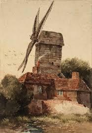 David Cox by Windmill U0027 David Cox Tate