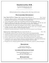 Sample Resume Objectives For Registered Nurse by Marvelous Rn Resume Samples Intensive Care Unit Registered Nurse