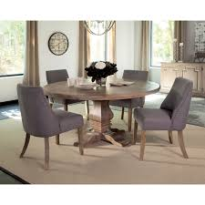 Brown Dining Room Table Florence Pine Round Dining Table Donny Osmond Home Dining Tables