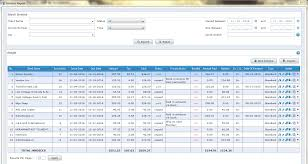 Bill For Services Template Free Accounting Software India Download Free