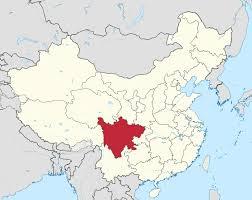 China Google Maps by Sichuan Wikipedia