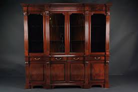 china cabinet finch fine furniture china cabinet white antique