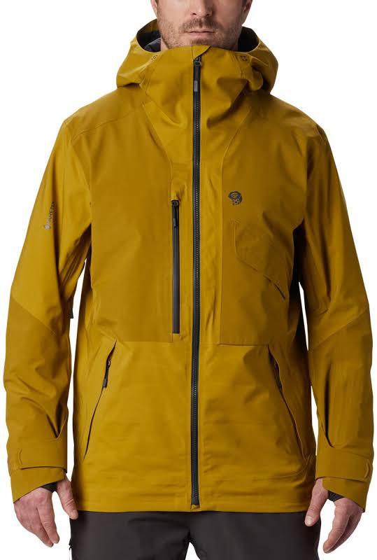 Mountain Hardwear Cloud Bank Gore-Tex Jacket Dark Bolt Extra Large 1851371236-XL
