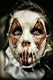 Halloween Doll Makeup Ideas by Best 25 Vintage Halloween Makeup Ideas On Pinterest Ghost