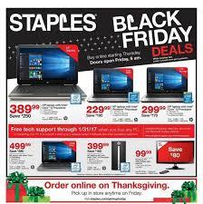 best buy black friday pc deals staples black friday 2016 ad u2014 find the best staples black friday