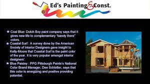 latest paint color trends for your home youtube