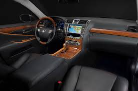 2007 lexus ls 460 interior lexus wants to target younger buyers with new 2011 ls 460 touring
