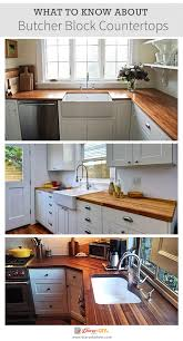 what to know about butcher block countertops farmhouse kitchens the timeless style of butcher block countertops looks great in farmhouse kitchens and modern kitchens alike