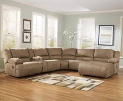 Ashley Furniture Couches Furniture Ashley Furniture Reclining Sectional Ashleys