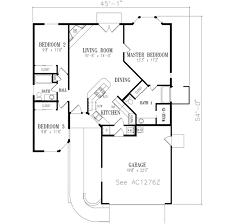 adobe southwestern style house plan 3 beds 2 00 baths 1276 sq