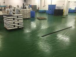 food plant flooring epoxy how to install new drains for hygienic