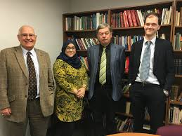Rasha Bokhari successfully defended her dissertation   quot Improving Patient Safety As A Function Of Organizational Ethics In the Delivery of Healthcare In