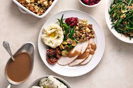 alternative thanksgiving dinner thanksgiving dinner menu for two