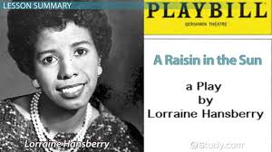 A Raisin in the Sun Study Guide from LitCharts   The creators of