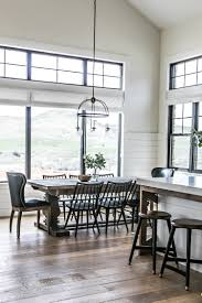 smi modern farmhouse kitchen and dining nook sita montgomery