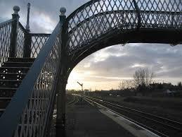 Wigton railway station