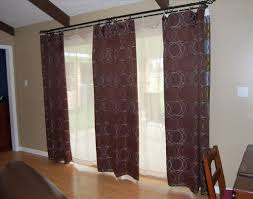 furniture things to consider about sliding glass door curtains