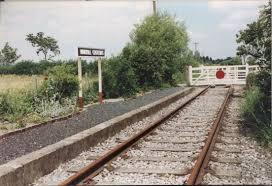 Wainhill Crossing Halt railway station