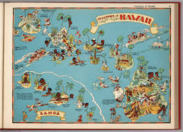 Map Of Waikiki Territory Of Hawaii David Rumsey Historical Map Collection