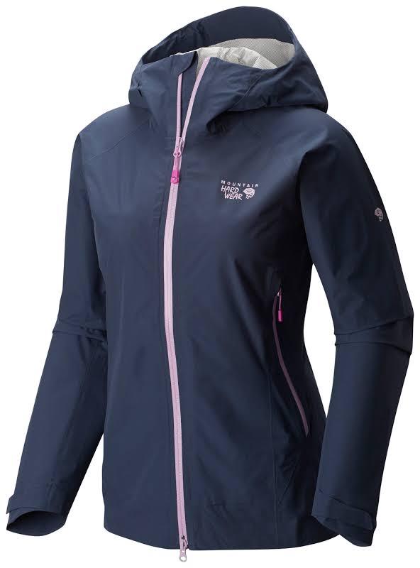 Mountain Hardwear Quasar Lite Jacket -Zinc-Medium