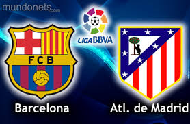 BARCELONA vs ATLETICO de MADRID en VIVO