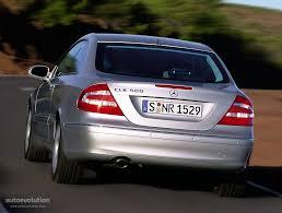 mercedes benz clk c 209 specs 2002 2003 2004 2005 2006