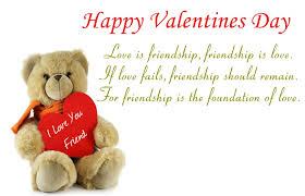 valentine day quote best friends valentines day quotes about true friendship