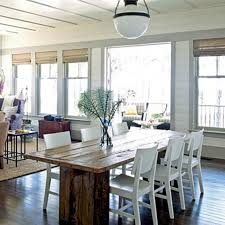Coastal Dining Room Ideas by Coastal Inspired Dining Table Interior Decor Picture