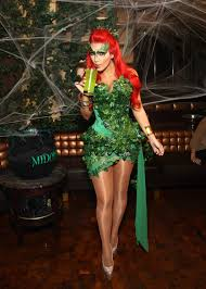 Halloween Halo Costumes Kim Kardashian Midori Green Halloween Costume Party Photo 19