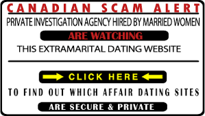 Canadian Affair Scam Alert The How To Have An Affair Guide