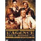 LAGENCE TOUS RISQUES : Saison 3, Coffret 6 DVD en DVD S��RIE pas.