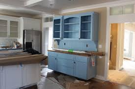 kitchen wooden kitchen furniture hutch with display shelves