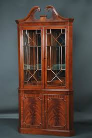 mahogany corner china cabinet for the dining room k ndrc chinese