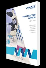 VWR Collection Catalogue