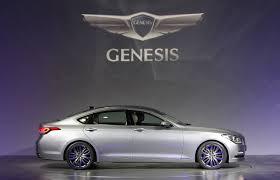 2015 Genesis Msrp Hyundai Targets German Competitors With All New 2015 Genesis Sedan