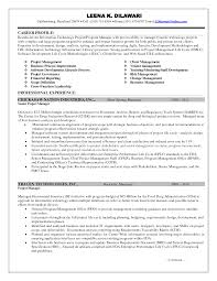 Sample Resume For Senior Manager by 100 Project Manager Resume Skills Sample Marketing Project