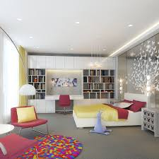 Kids Living Room Kids Rooms Climbing Walls And Contemporary Schemes