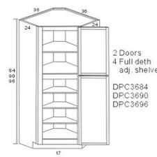 Ikea Kitchen Corner Cabinet by Pantry Corner Cabinet With Tall Corner Cupboard Kitchen Kitchen